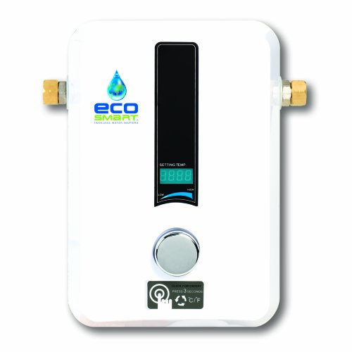EcoSmart 8 KW Electric Tankless Water Heater